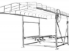 Canopy Frame without Fabric