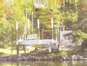 Rolling Dock